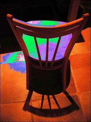 MC Farrell Eaves Chair   Glitch