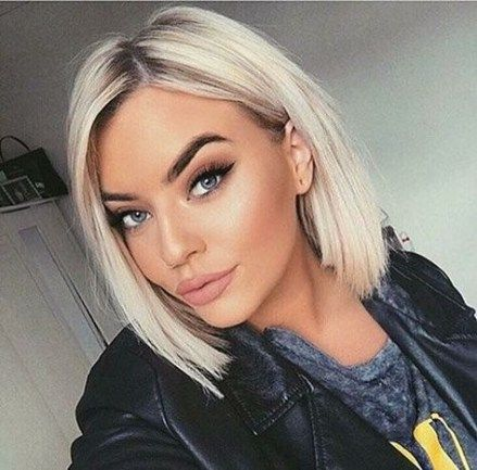 17 trendy haircut short round face straight hair hair