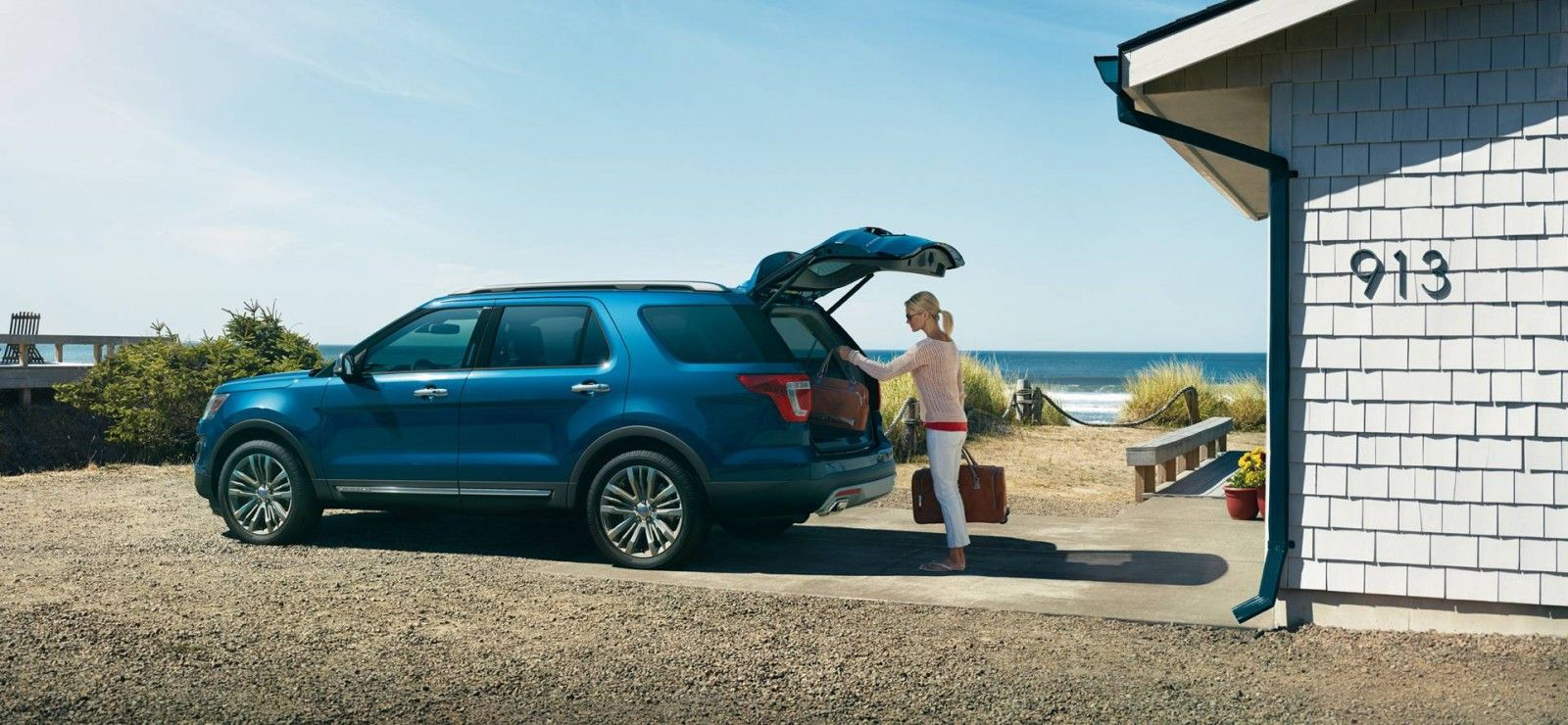 2016 Ford Explorer Colors And Pricing Animated Turntables In