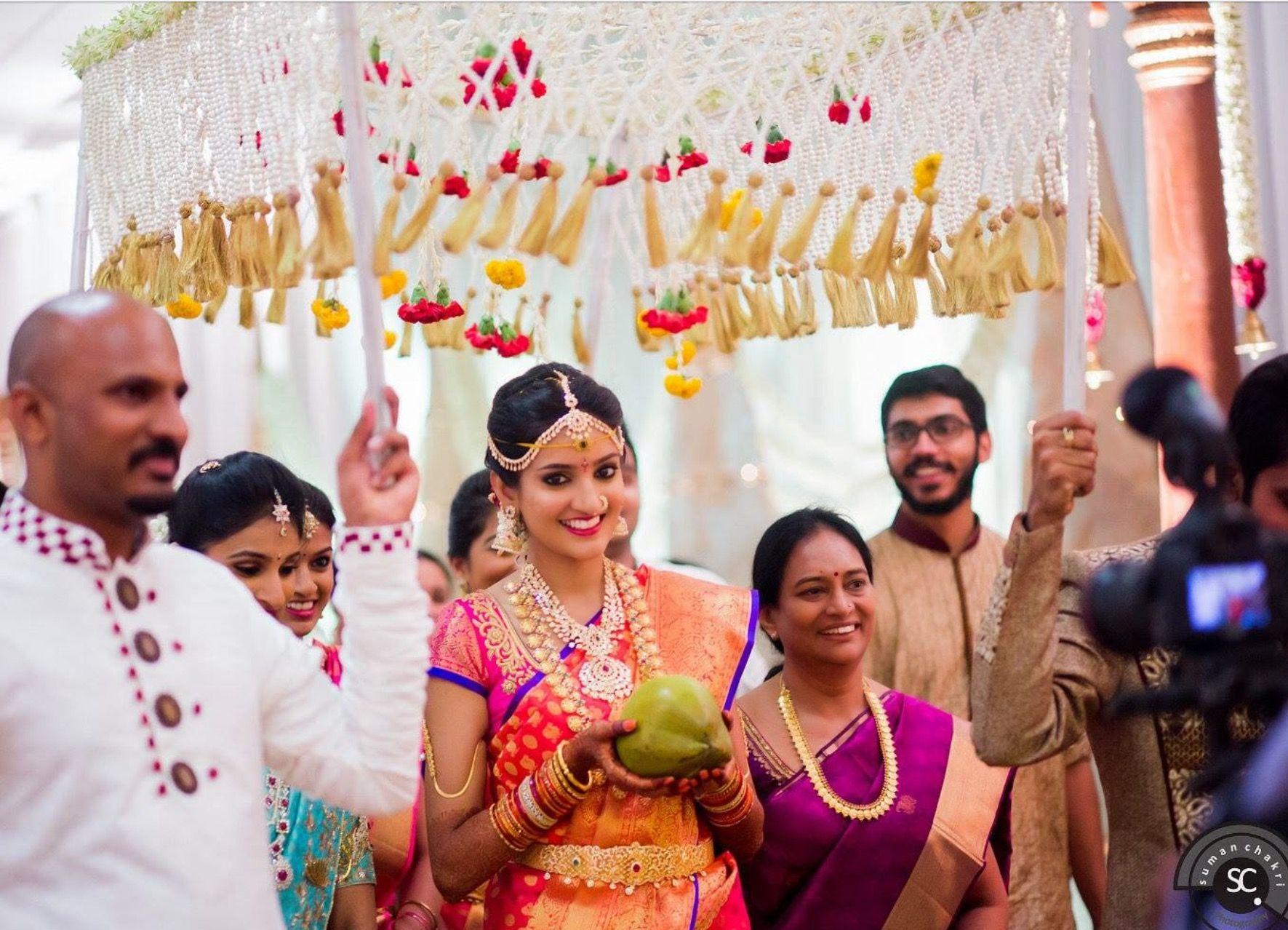 Indian Weddings Entrance Entryway Door Entry Bridal