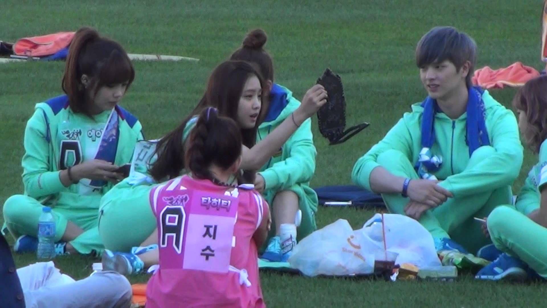 Naeun And Minhyuk