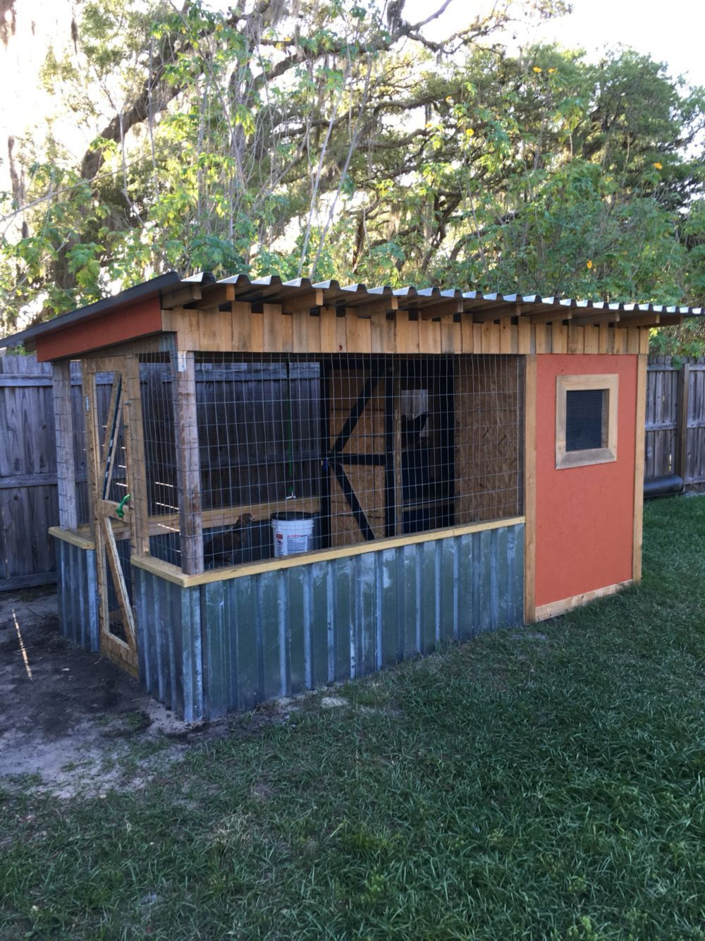 cool 43 Best DIY Ideas for Chicken Coop for Your Backyard https ...