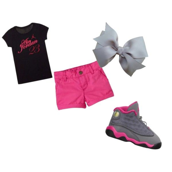 f5ccebfefd6 JORDANS FOR BABY GIRL . by lauricejefferson4 on Polyvore featuring Old Navy