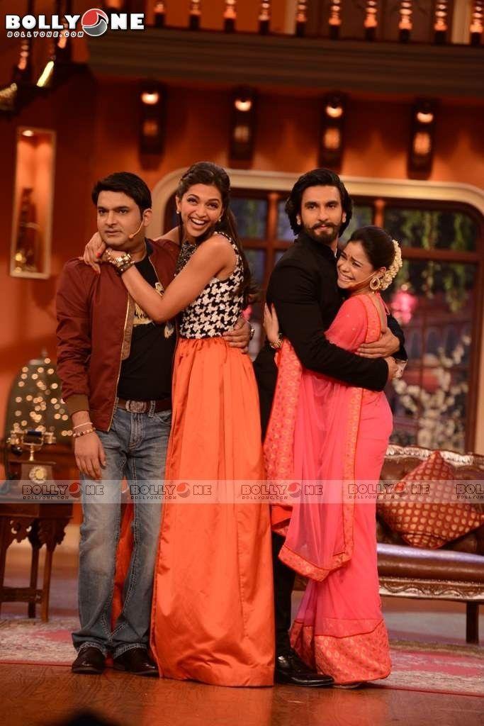 Depika At Comedy Night With Kapil 3 Bollyone Com Comedy Nights With Kapil Comedy Nights Vintage Bollywood