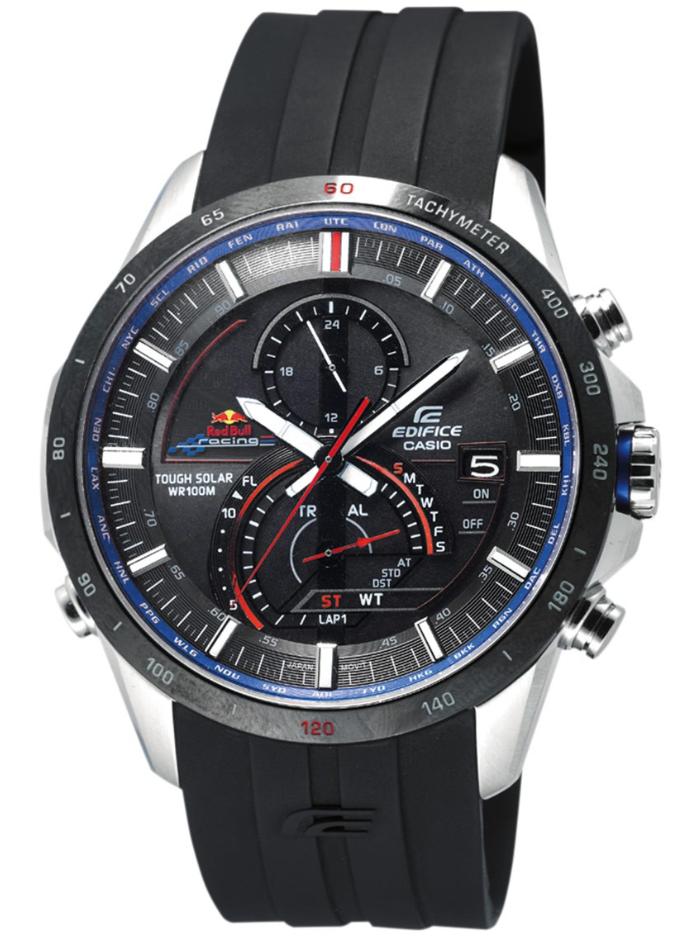 Casio Black Dial Edifice Limited Edition Infiniti Red Bull Racing Watch EQS -A500RBP-1AVER 3869e9c13f
