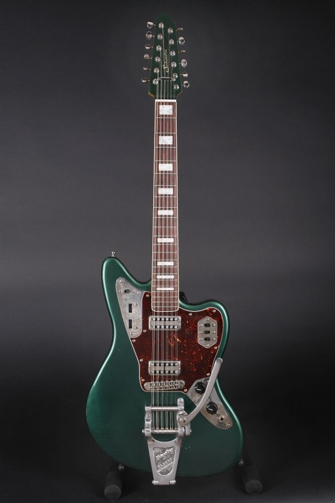 Schwarz Custom Guitars, Serene XII, 12 string Jag.   vintage ...