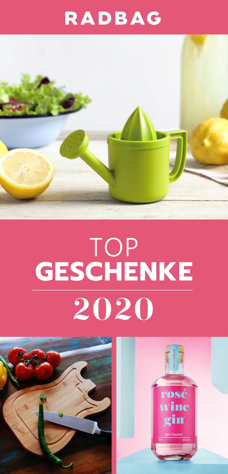 TOP Geschenkideen 2020: Mit diesen Geschenken Freude verschenken