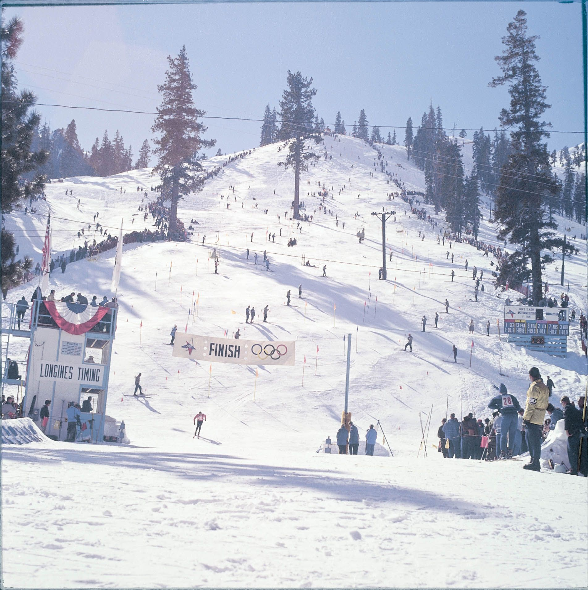 Pin on 1960 Winter Olympics at Squaw Valley