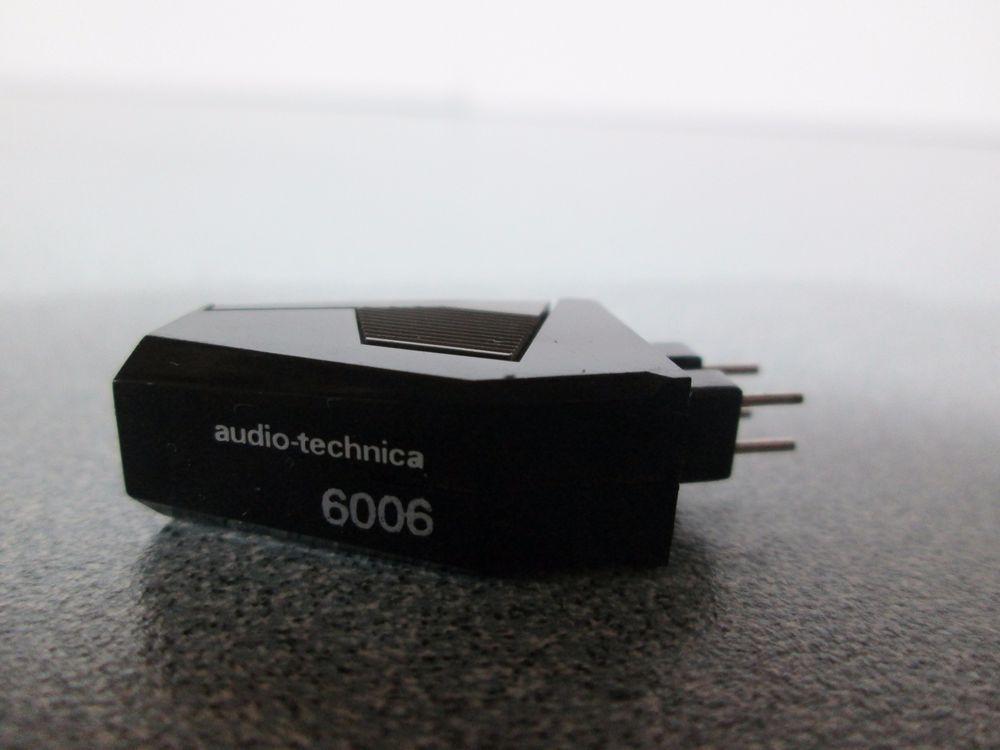 Audio-Technica Studio Reference 6006 Cartridge & Needle #AudioTechnica