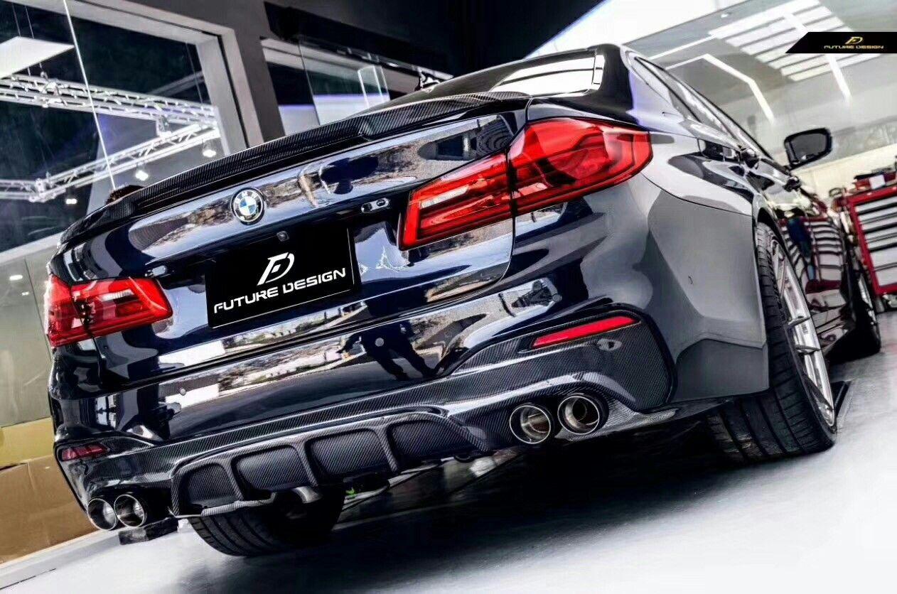 Bmw G30 G38 M Performance Carbon Bodykit Carbon Grille Carbon