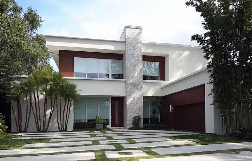 Deco custom modern home de phil kean designs also decoration house rh pinterest