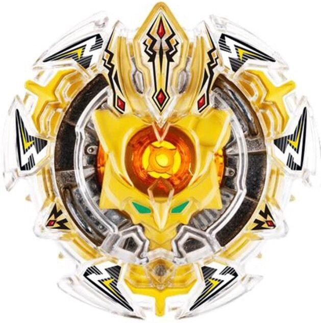 Beyblade Burst Trident Heavy Claw Confirmed Super Rare