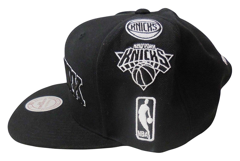 8152026eaa7 Men s New York Knicks Team Logo History Adjustable Snapback Hat ...