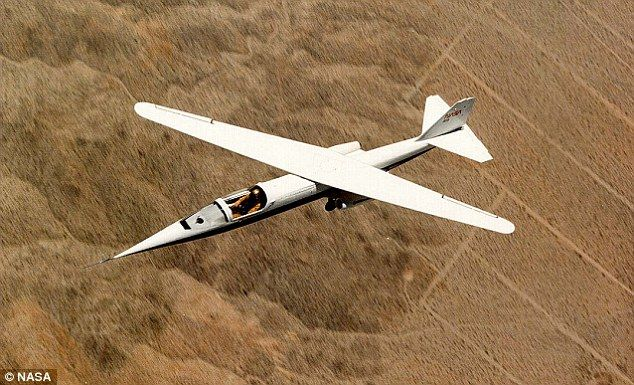 Is This The Strangest Plane Ever Developed By Nasa The Pivoting Scissor Wing Which Doomed The Ad 1 To Stay Grounded Aircraft Design Aircraft Experimental Aircraft