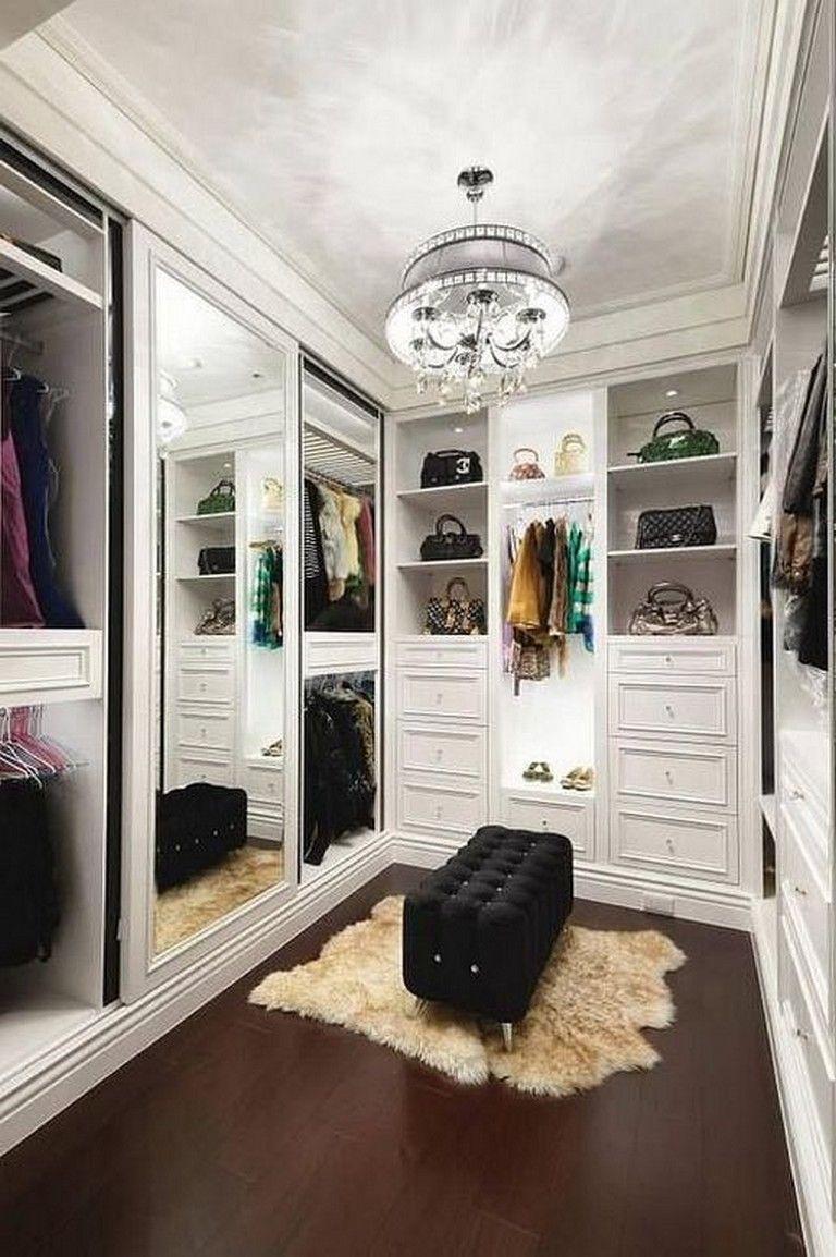 30+ Amazing Closets Design And Decor Ideas For Women  Dream