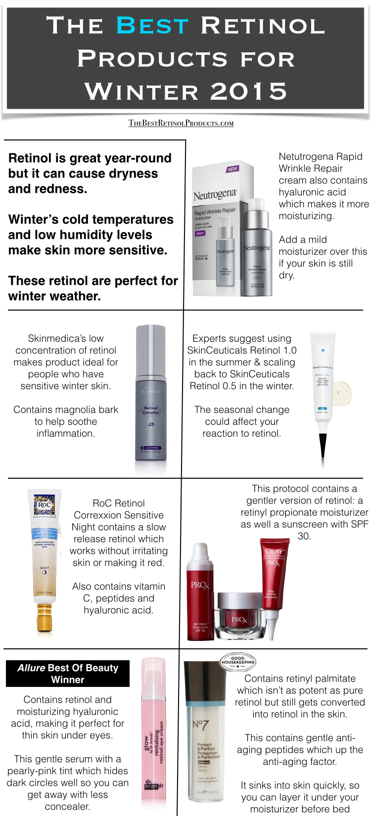 The Best Retinol Products The 7 Best Retinol Products For Winter Natural Skin Care Routine Skin Care Skin Tags On Face