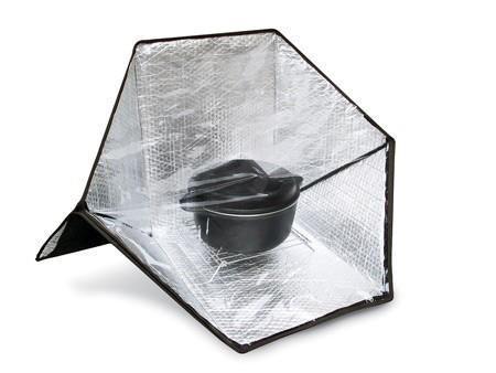 Cocina Solar Portátil — Mercado Verde