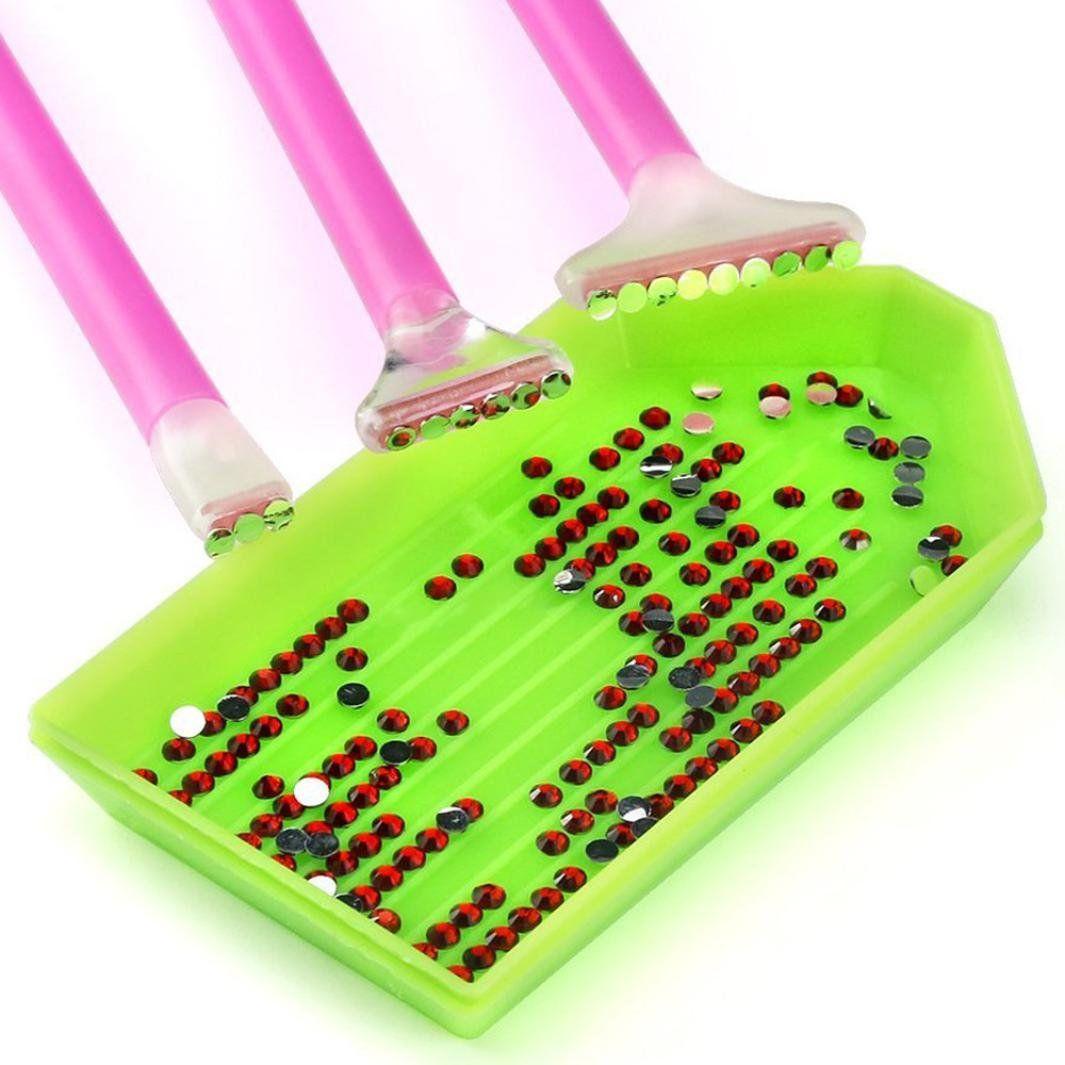 Brand q sinwo 18 pieces diy diamond painting tools diy