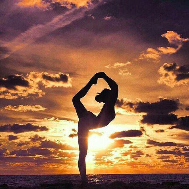 Hot Yoga #thegreatoutdoors