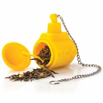 "*making my tea* *singing ""we all live in a yellow submarine, yellow submarine""* Tea Sub Infuser"