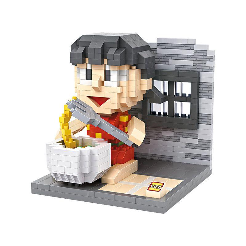 LOZ Diamond Blocks Doraemon 9736   Diy building. Building toys. Diy