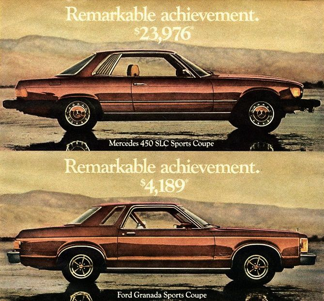 Nicest Left 1978 Ford Granada Ghia Two Door Ford Granada Ford Classic Cars Granada