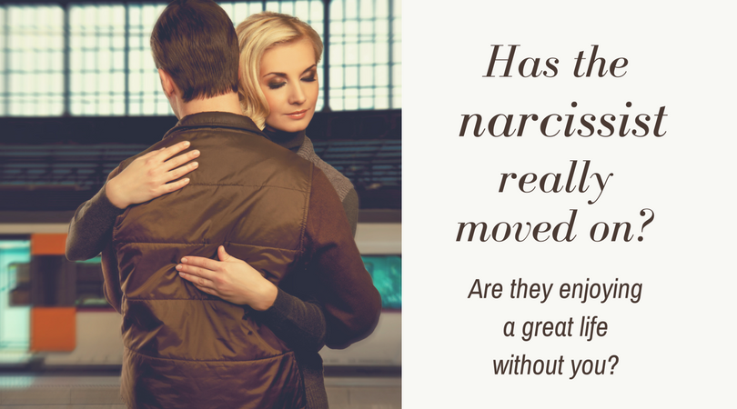 Has the Narcissist Really Moved On And Having A Great Life