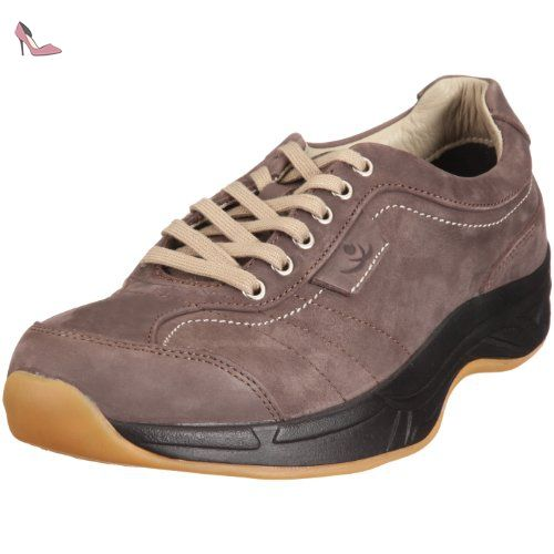 Chaussures à lacets Chung Shi marron Casual homme  Mocassins Homme  Mocassins Femme - Rouge - Rot (Vino) Ganter Anke-G g6lg2P
