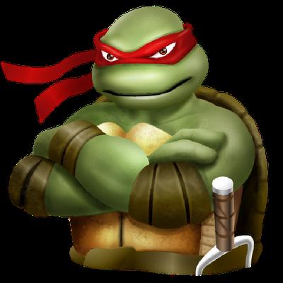 Raphael Ninja Turtle Teenage Mutant Ninja Turtles Tartarugas