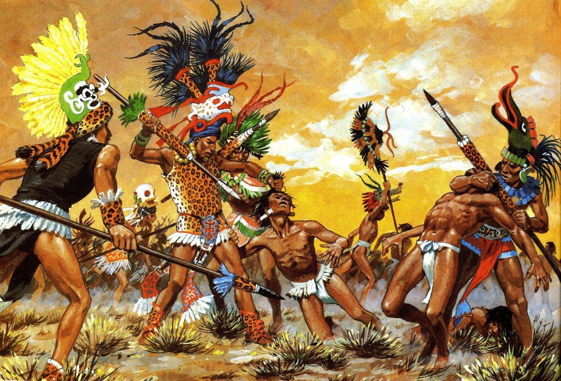 Risultato immagini per maya warriors