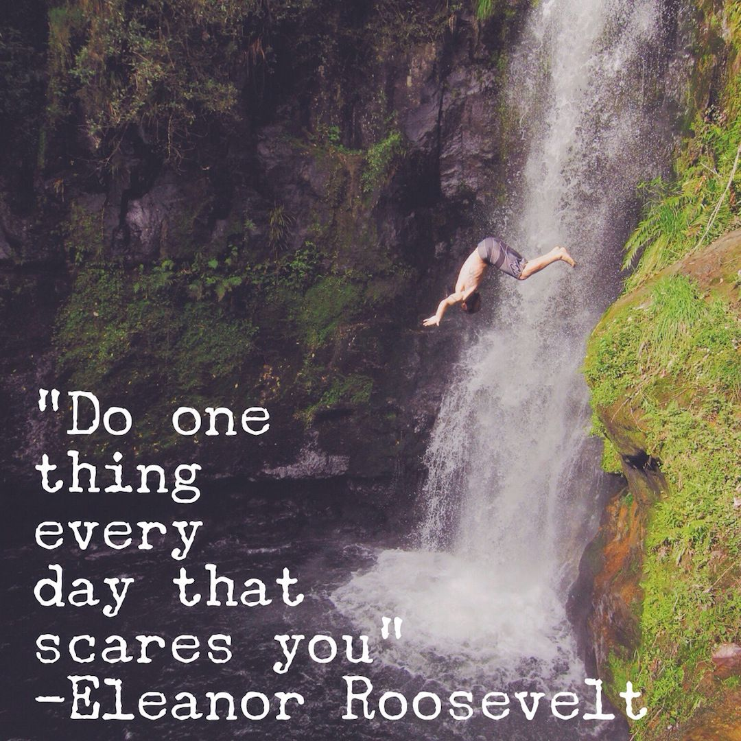 The 10 Most Inspirational Quotes Over Photos From My Travels New Adventure Quotes Travel Quotes Waterfall Quotes