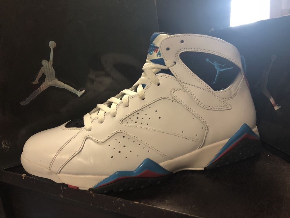 first rate 09bec 6c2c2 Air Jordan Retro 7 Orion #fashion #clothing #shoes ...
