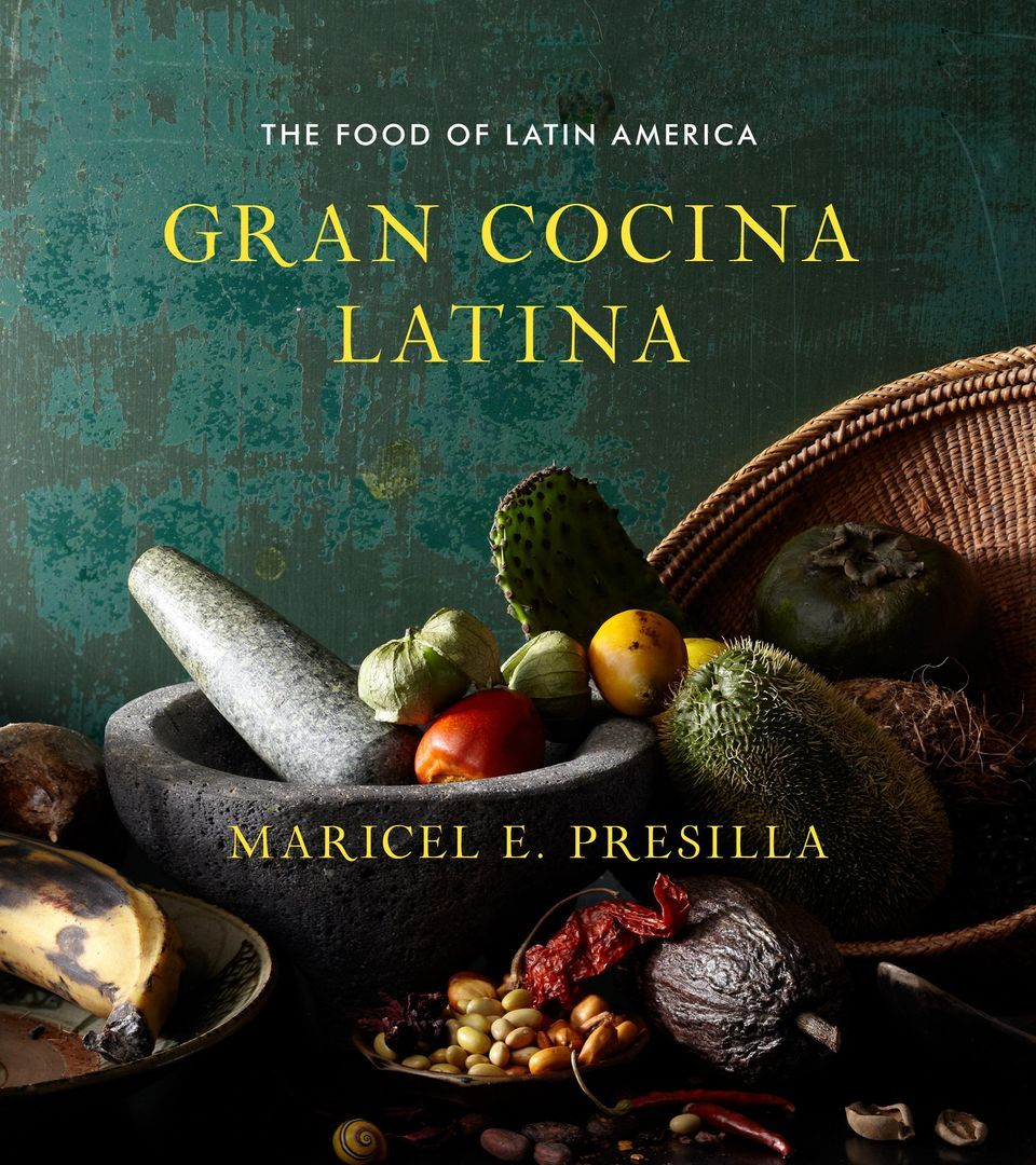 Gran Cocina Latina unifies the vast culinary landscape of