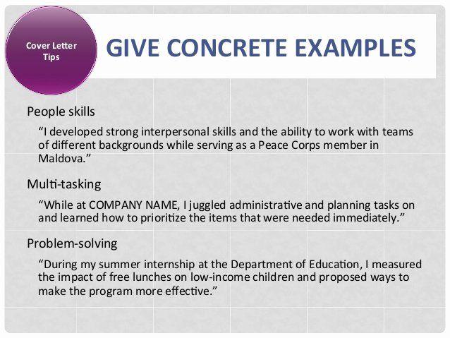 23 Peace Corps Resume Example In 2020 Good Resume Examples Resume Skills Interpersonal Skills