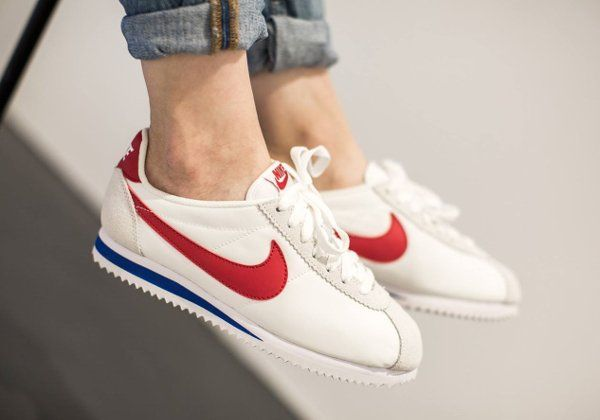Nike Classic Cortez Og White White Leather