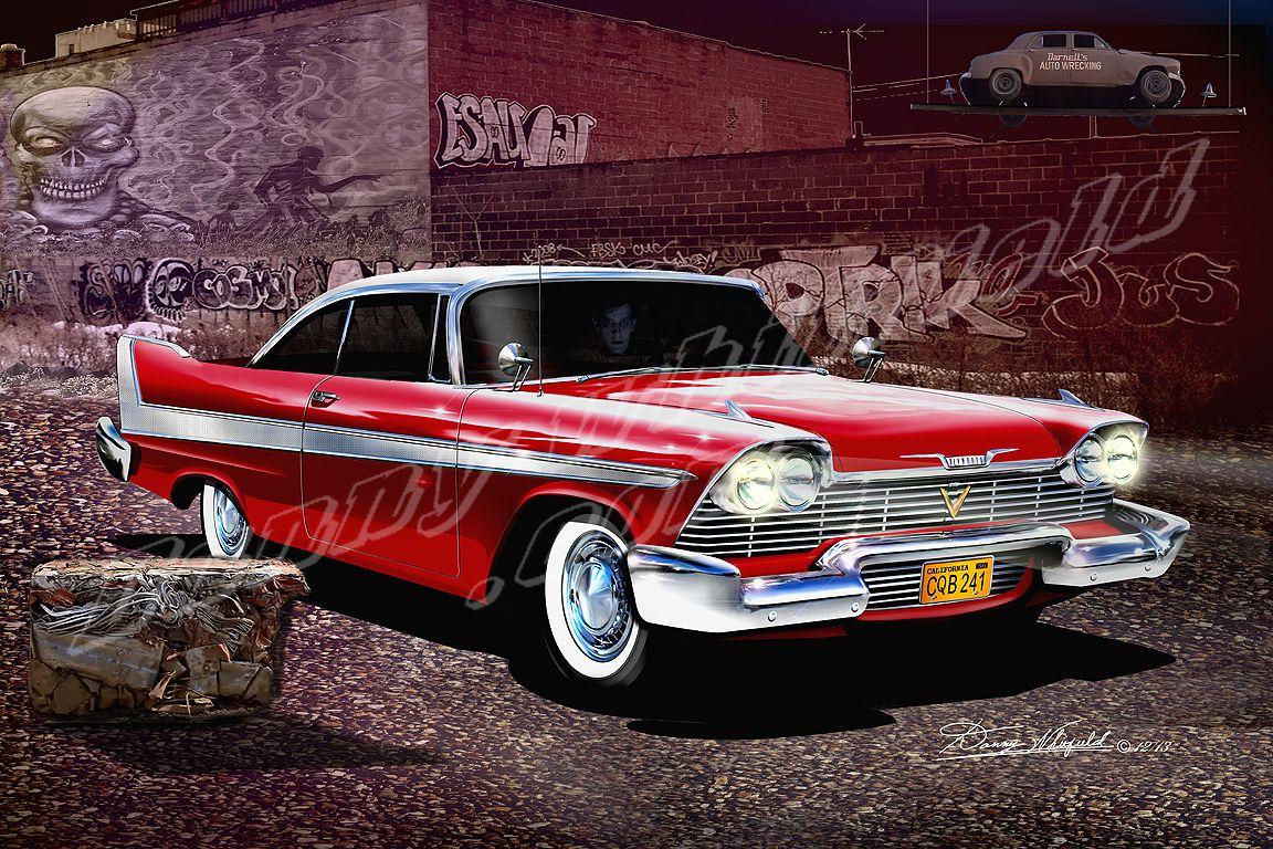 1958 plymouth belvedere fury christine movie cars cars of stars pinterest plymouth plymouth fury and movie cars