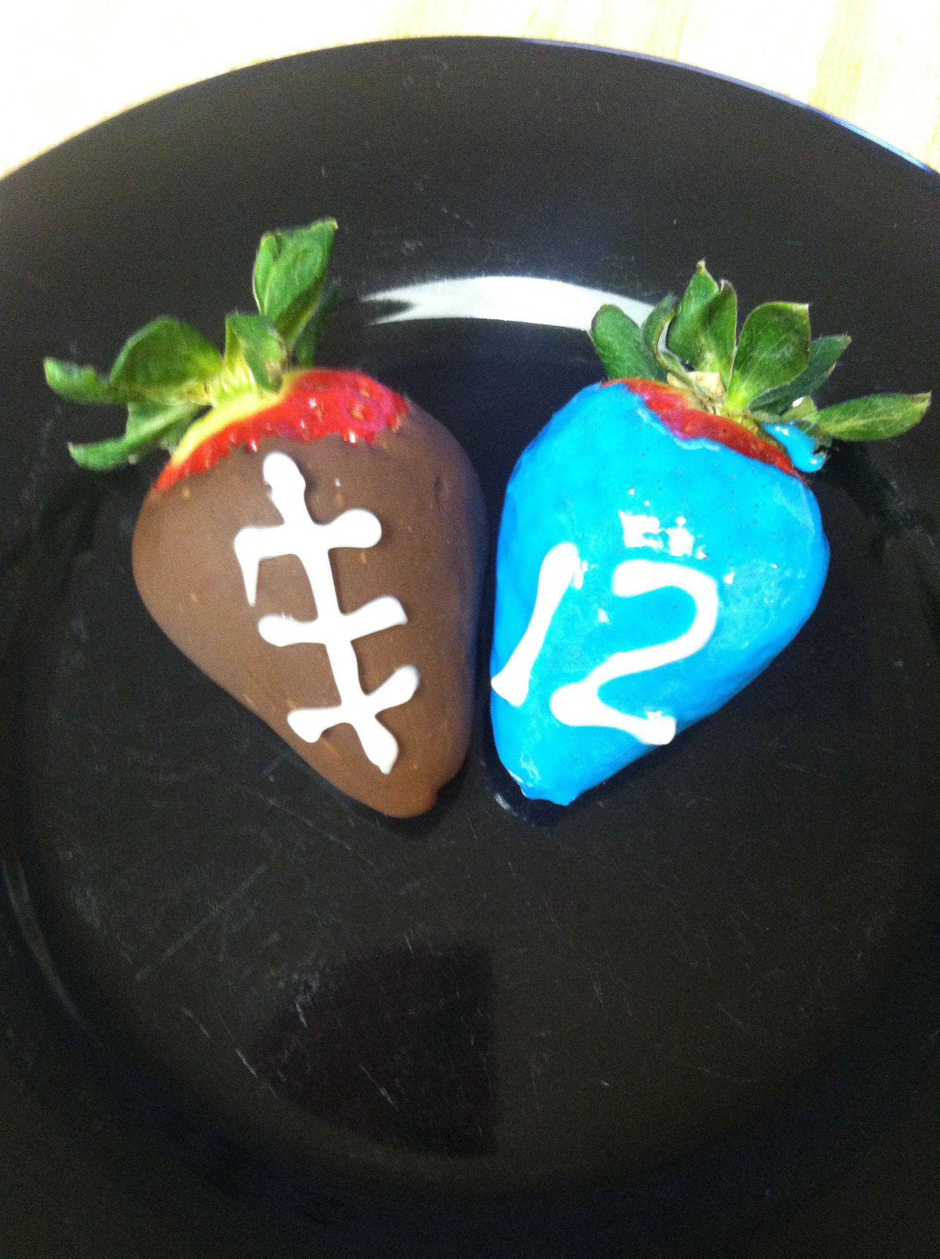Seahawks Mmmmmmm Pinterest Football Chocolate
