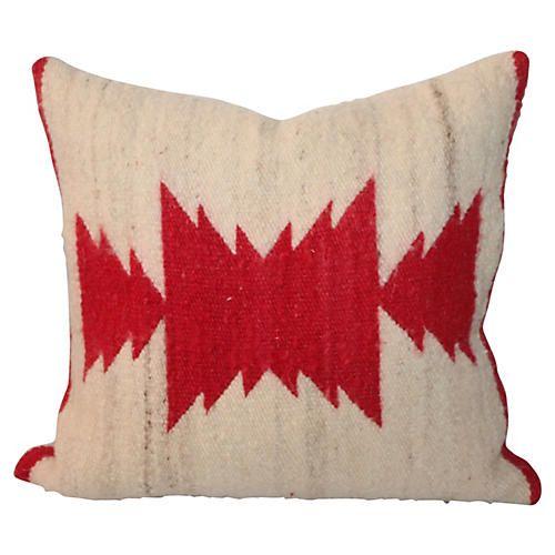Navajo-Style Pillow