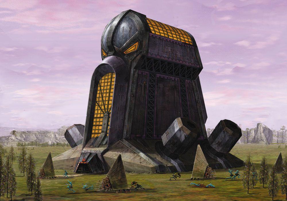 Oddworld: Munch's Oddysee. Environments.
