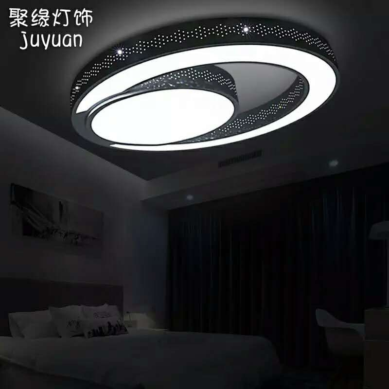 a1 new led unique shape ceiling light living room lamp simple creative personality bedroom unique lighting l80 ceiling