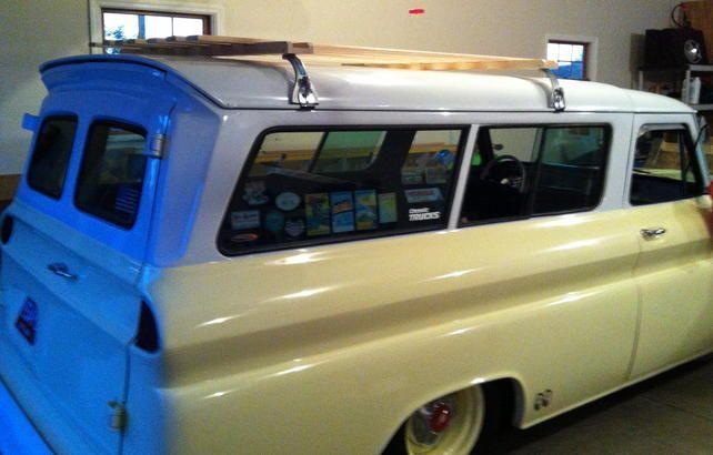 Vintage Roof Rack Clamps Google Search Panel Truck Roof Rack Van