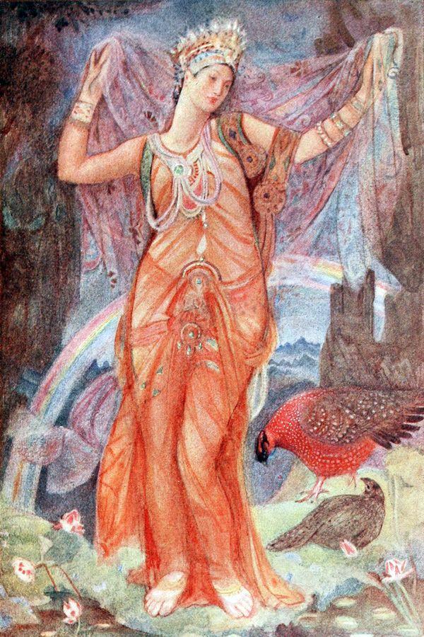 diosas antiguas y poderosas