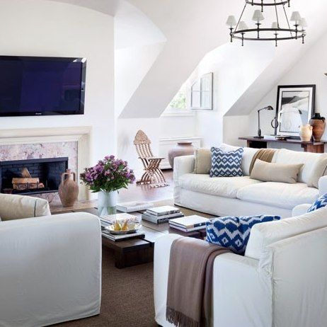 See How Vince Camuto Restored His Jazz Age Manor In The Hamptons Home Home Decor Living Room Inspiration