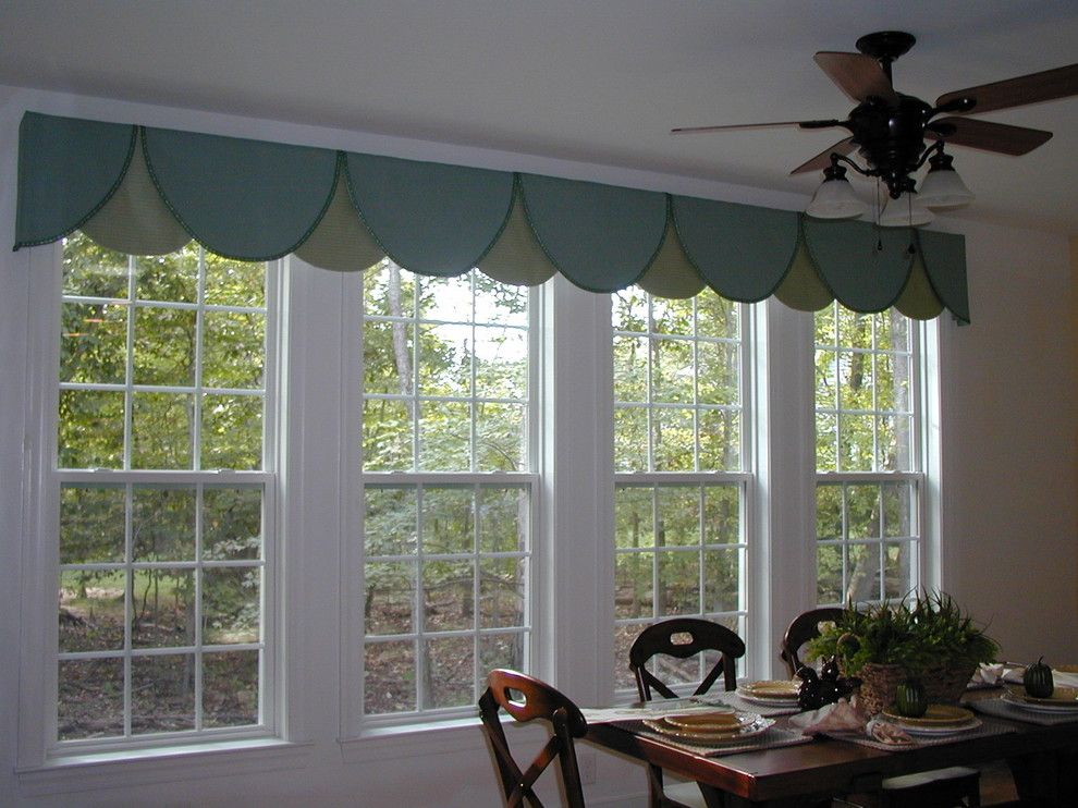 Window Treatments Large Windows Dining Room Traditional With Classy Dining Room Window Curtains Design Decoration