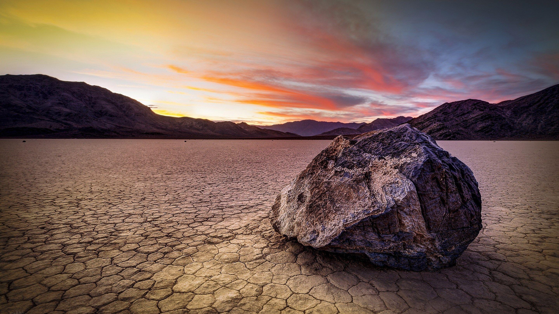 Desert Mountains Hd Wallpaper