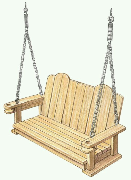 35 swing set plans ideas les objets chalet et jardins for Creative swing set ideas