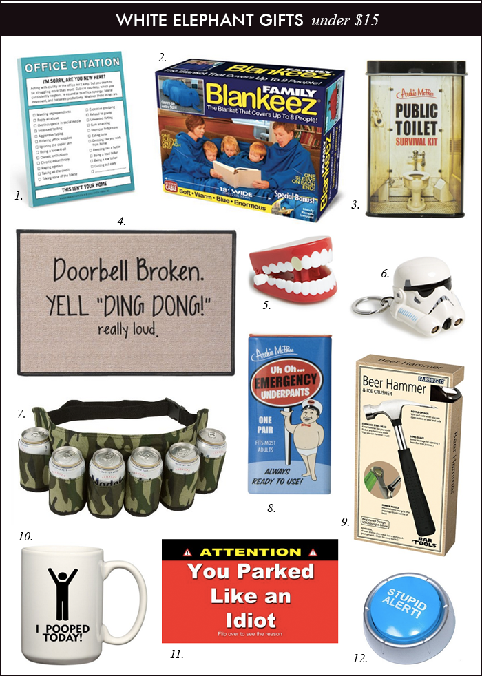Funny Christmas Gift Exchange Ideas.Pin On Shopping Guides