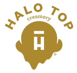 Scoop Logo Halo Top Ice Cream Halo Top Halo Top Creamery