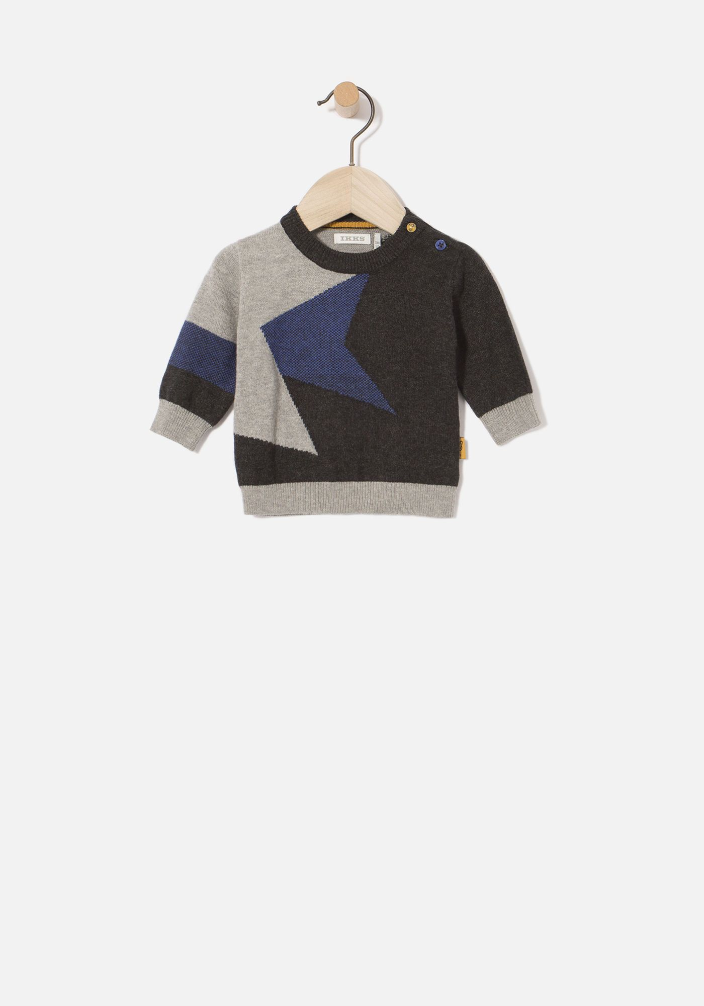 pull tricot b b gar on ikks mode b b automne hiver mode baby boy pinterest pull tricot. Black Bedroom Furniture Sets. Home Design Ideas