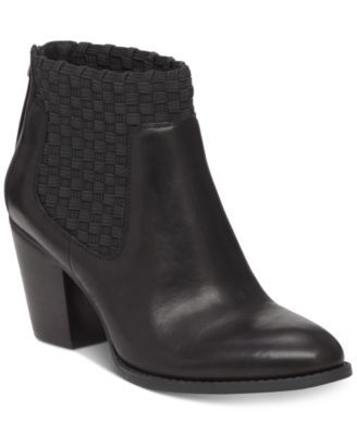 b94155db307 Jessica Simpson Yeni Ankle Booties Black Ankle Booties